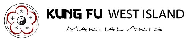 Kung Fu West Island Retina Logo